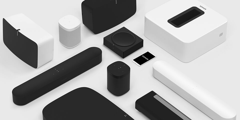 sonos-ecommerce-website