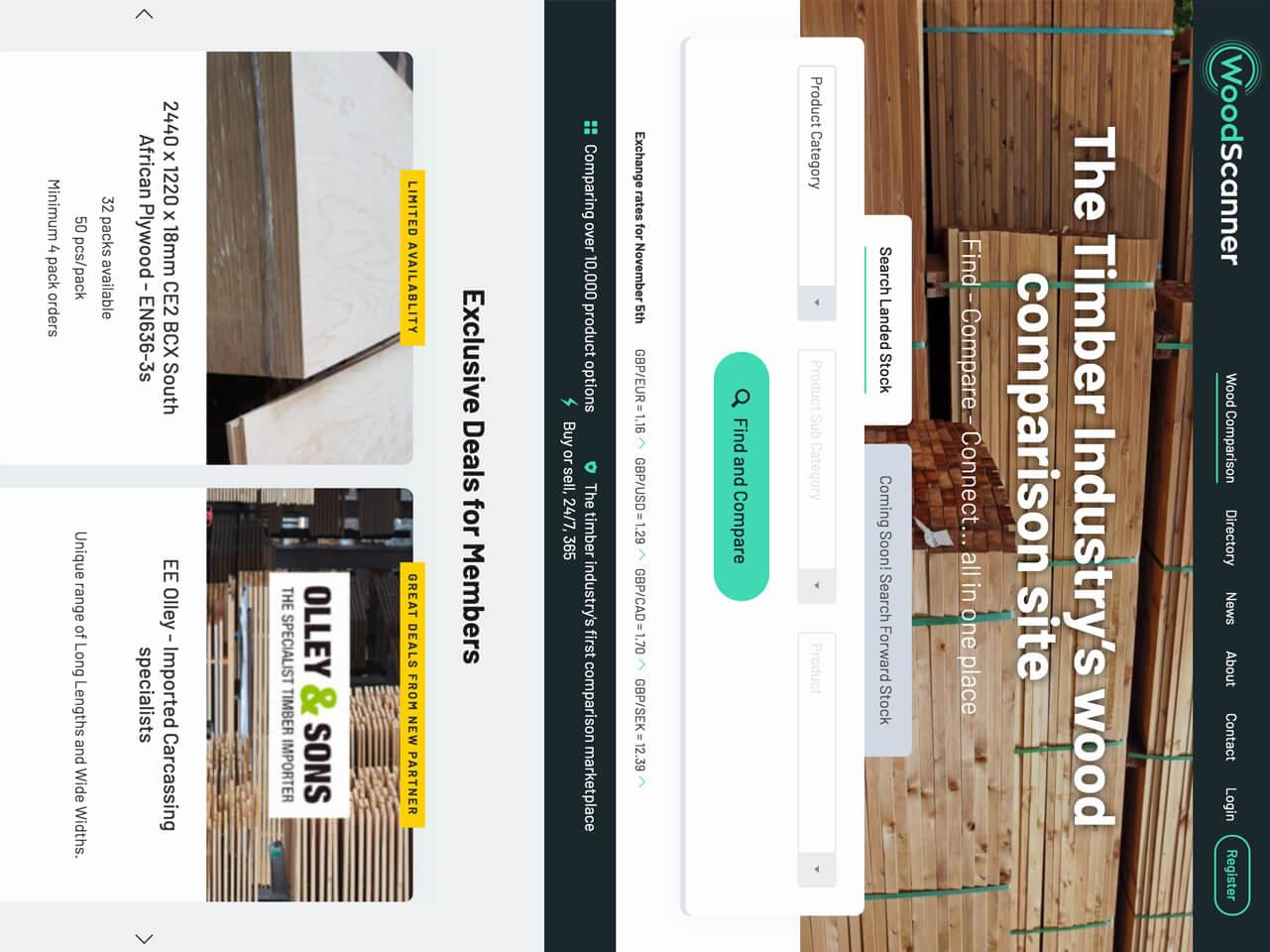 woodscanner